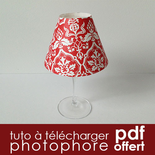 Tuto photophore – photophore pour déco de table DIY